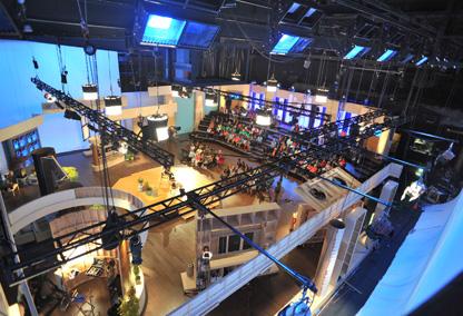 reopening studio center