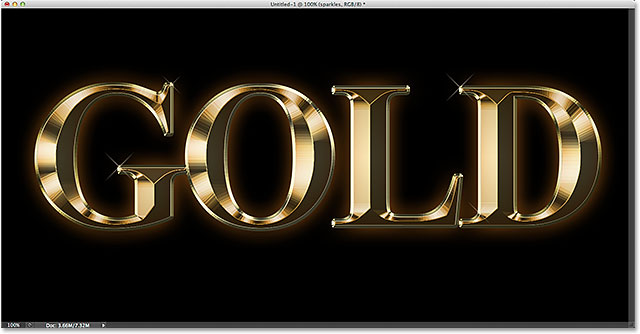 photoshop-gold-text-effect