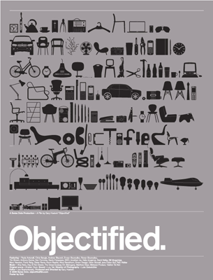 Objectified, Specs Howard, Graphic, Design