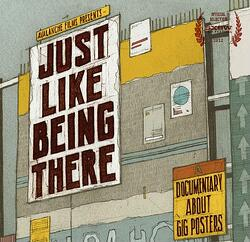 Just Like Being There, Specs Howard, Graphic, Design