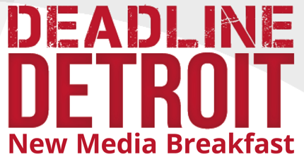 Deadline Detroit, New Media, Digital Media, Graphic Design