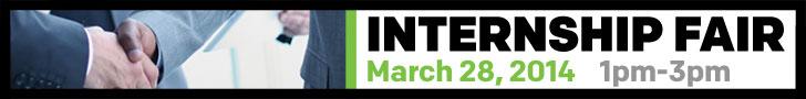 Specs Howard School of Media Arts Internship Fair - March 28, 2014 from 1-3p
