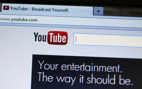Youtube, making money on youtube, digital video