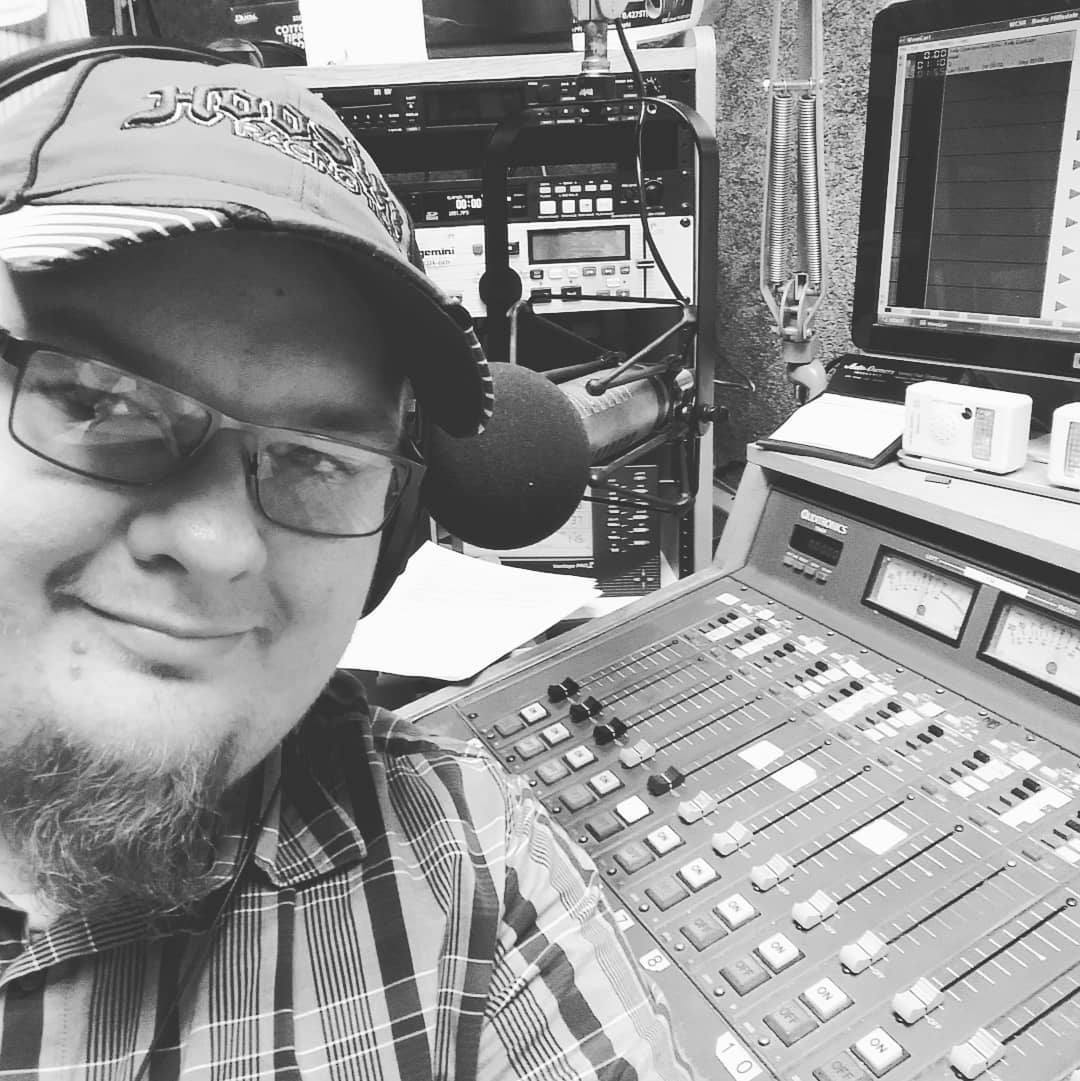 Zach Hiser Welcomed as WCSR Midday Host